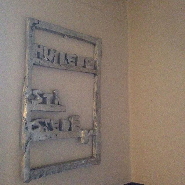 "<a target=""_blank"" href=""https://instagram.com/naliniprintz/""><b>naliniprintz</b></a> #kunst #aluminum #ståsted #art"